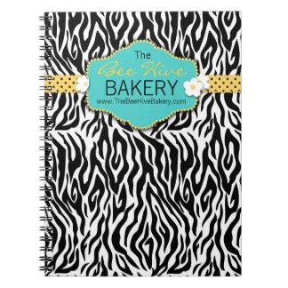 Birthday Bee Business Notebook