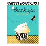 Birthday Bee TY Postcard