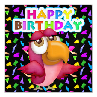 Birthday Birdie! by SRF Card