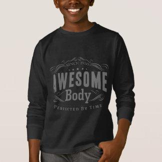 Birthday Born 1950 Awesome Body T-Shirt
