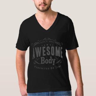 Birthday Born 1995 Awesome Body T-Shirt