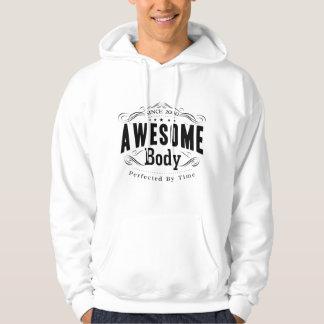 Birthday Born 2000 Awesome Body Hoodie