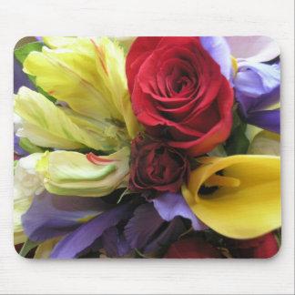 Birthday Bouquet Mousepad