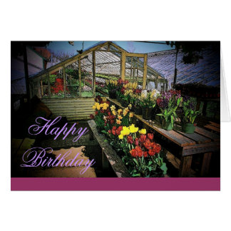 Birthday Bouquets Card