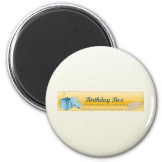 birthday-box-header 2 inch round magnet