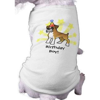 Birthday Boxer Shirt
