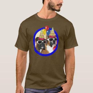 Birthday Boxers T-shirt
