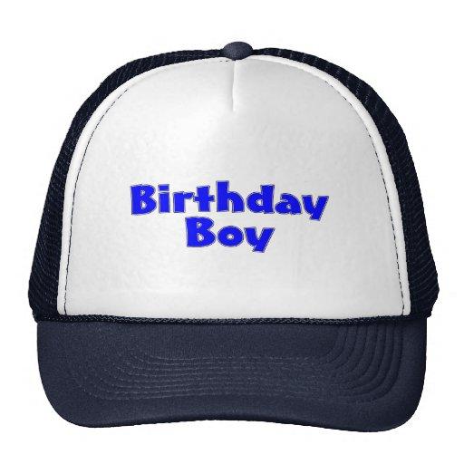 Birthday Boy (Blue) Trucker Hat