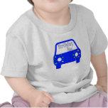 Birthday Boy car Tshirts