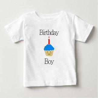 Birthday Boy Cupcake Toddle Shirt