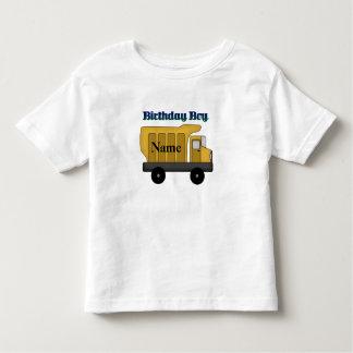 Birthday Boy customize it Toddler T-shirt
