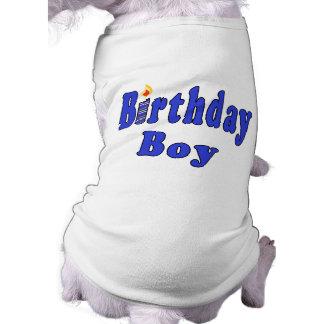 Birthday Boy Pet Tee