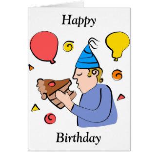 Birthday For Teenage Boy Greeting Cards | Zazzle