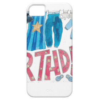 Birthday Boy iPhone SE/5/5s Case