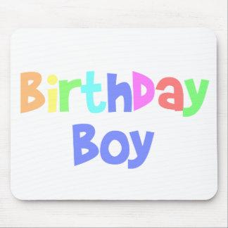 Birthday Boy Mouse Pad