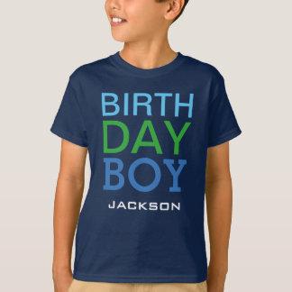 Birthday Boy   Personalized Boy's Shirt