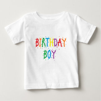 """Birthday Boy"" Shirt"