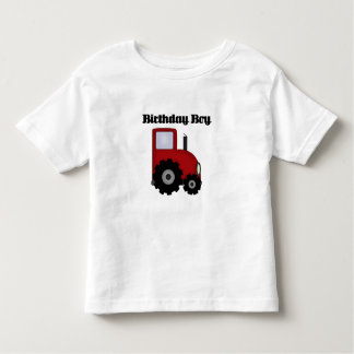 Birthday boy toddler t-shirt
