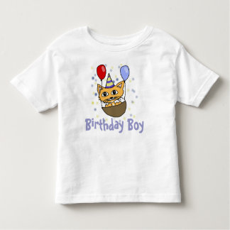 Birthday Boy Toddler T-shirt