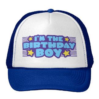 Birthday Boy Trucker Hat