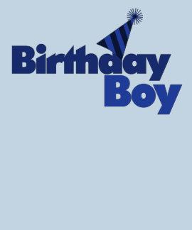 Birthday BOY Tees