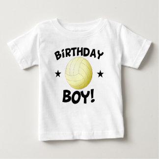 Birthday Boy Volleyball Baby T-Shirt