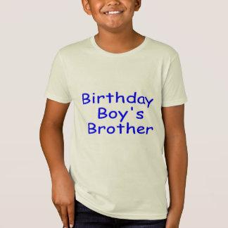 Birthday Boy's Brother T-Shirt