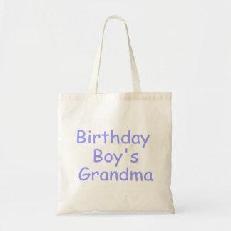 Birthday Boy's Grandma Bag