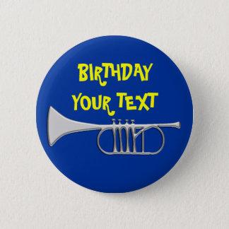 Birthday Button Customizable