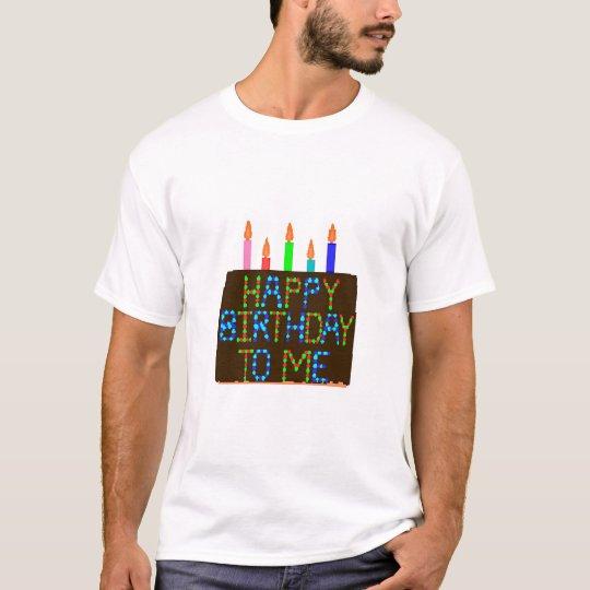 Birthday Cake6 T-Shirt