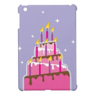 Birthday Cake 10 Candles iPad Mini Cover