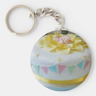 _birthday cake 2 keychain
