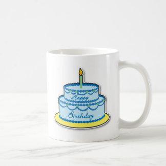 Birthday Cake Boy Mug