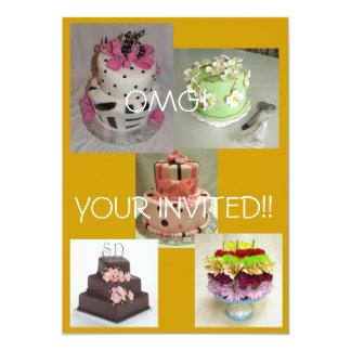 birthday cake, cake yummy, flower cake, Cake1, ... Card