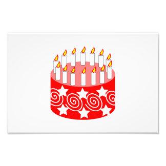 Birthday cake cartoon photograph