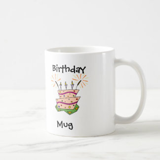 Birthday Cake Fun Coffee Mug