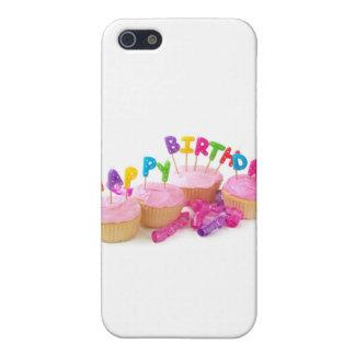 Birthday-cake-happy.jpg iPhone 5 Carcasas