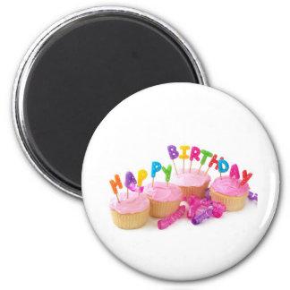 Birthday-cake-happy.jpg Fridge Magnets