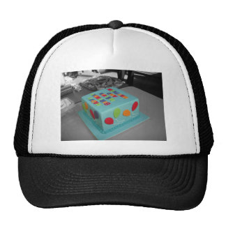 Birthday Cake Trucker Hat