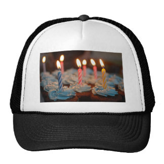 birthday cake House Party sweets dessert food bake Trucker Hat