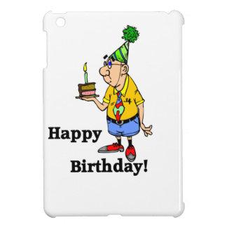 Birthday Cake -  Man iPad Mini Covers