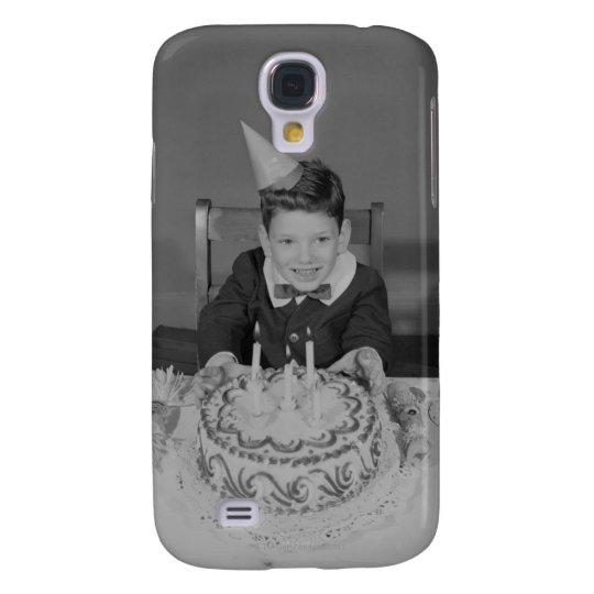 Birthday Cake Samsung S4 Case
