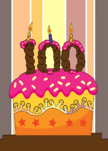 Cake Candles Birthday Cards