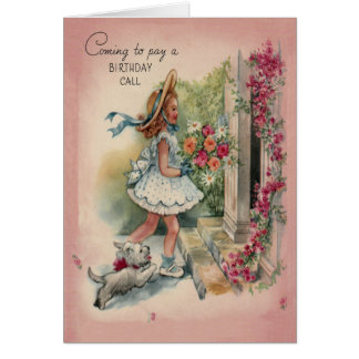 Birthday Call Greetings Greeting Cards