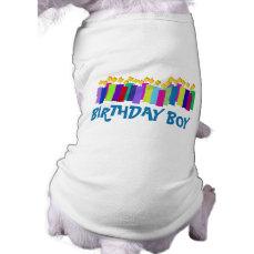 Birthday Candles T-Shirt