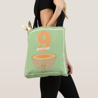 Birthday Cantaloupe | Tote Bag