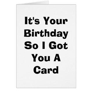 Birthday Card at Zazzle