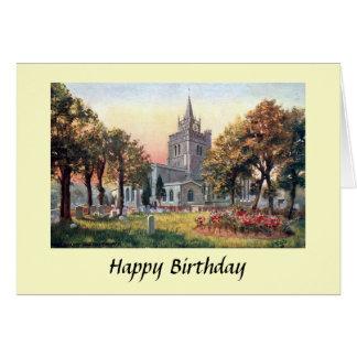 Birthday Card - Aylesbury, Buckinghamshire