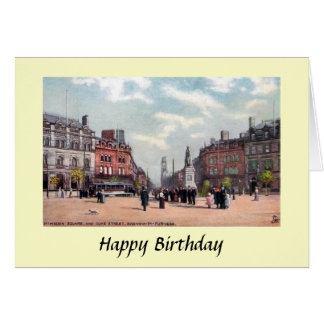 Birthday Card - Barrow-in-Furness, Cumbria