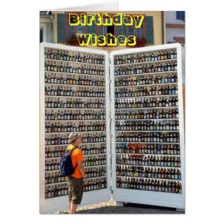 Birthday Card - Birthday Wish